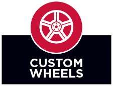 Custom Wheels Available at West Tire & Auto Center Tire Pros in Washington, PA 15301