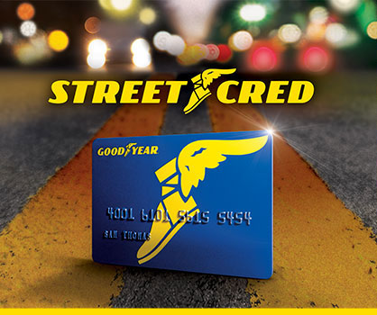 Goodyear Financing Available at West Tire & Auto Center Tire Pros in Washington, PA 15301